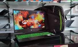 Hp pavilion gaming i5 10th ssd 512gb ram 8gb gtx 1650 4gb garansi