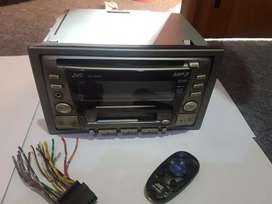 Double din JVC KW-XC828 original honda city vtec 2007