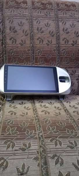 Toyota Vitz Lcd Android panel IPS display new version software