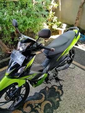 Suzuki Axelo Hijau