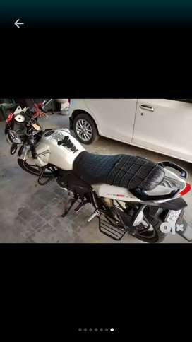 URGENT SALE OF APACHE  RTR 180 WITH DUAL DISK AND ABS FACILITY