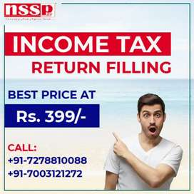 INCOME TAX FILING 399