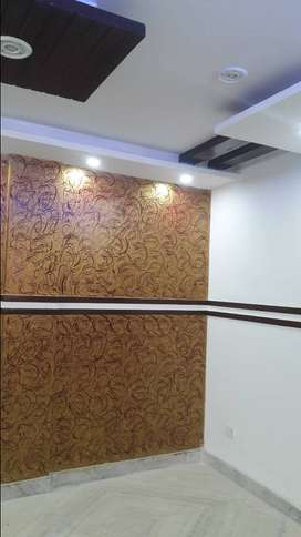 3BHK Spacious floor with all facilities.90% loan also available