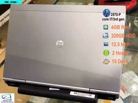 Hp 2570-P  Core I7/3rd genration 12.5 inch screen