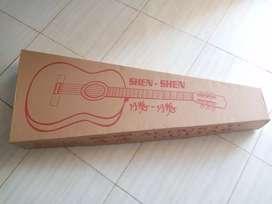 Khusus samarinda dijual guitar harga 400 ribu bisa nego