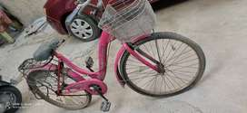 A bicycle which is of AVON company is for sale