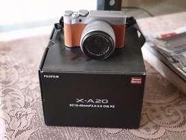Fujifilm  XA-20