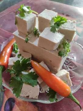 Sunny Soya Dairy (Tofu) -150rs kilo, Soya Milk 40rs Ltr, Dahi 65rs kil