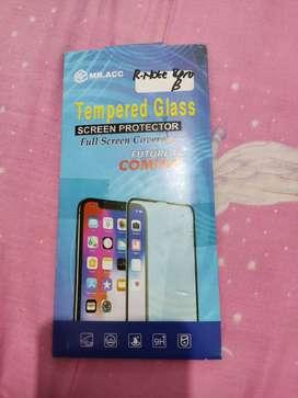 tempered glass Anti Gores Redmi note 8 pro