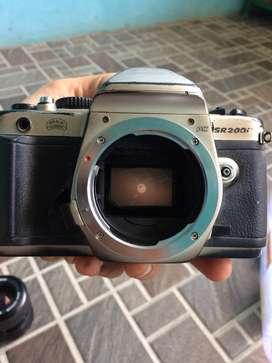 Kamera analog Braun SR2000