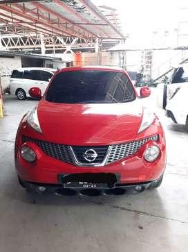"Nissan Juke RX Matic / AT ""2013"" Merah"