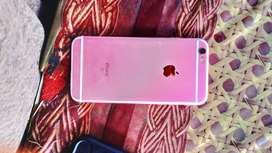 6s   Rose gold 32 gb
