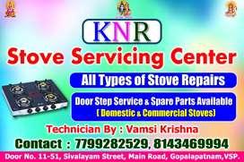 Knr stove servicing center
