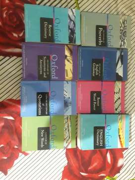 Oxford 8 dictionaries