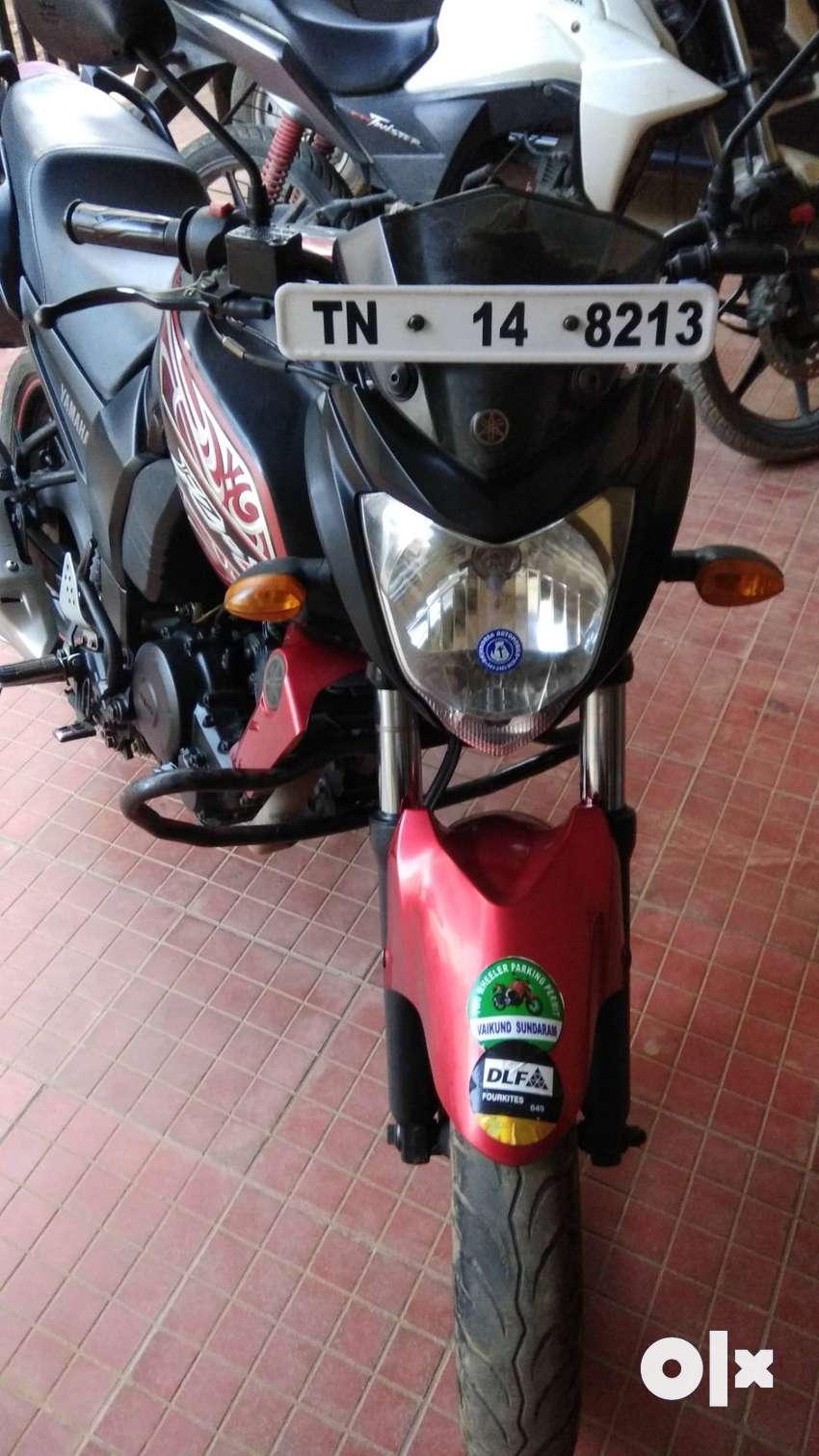 FZS bike with regular servicing 0
