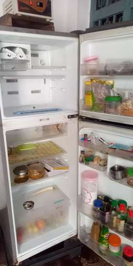 A kelvinator fridge