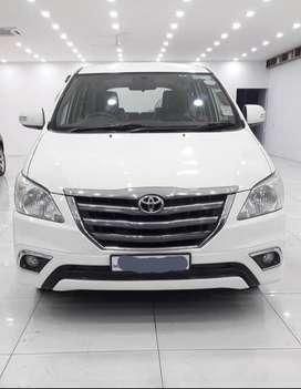 Toyota Innova 2.5 ZX 7 STR BS-IV, 2014, Diesel