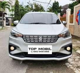 Mobil seperti baru! Suzuki Ertiga GL new model Manual 2018 pakai 2019