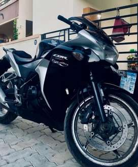 HONDA CBR 250R exchange also availiable with duke 200