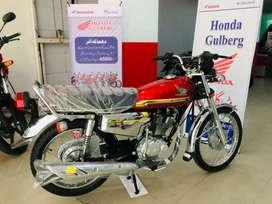 HONDA CG125 SE 2021 Model cash & installment