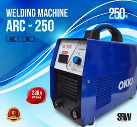 ARC-250 OKKI DC Inverter Welding Machine/ Welding plant