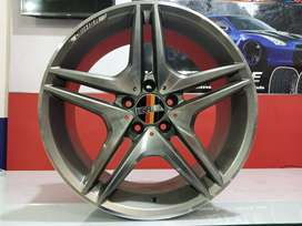 pelek Mobil Ring18 palang 5 HSR ROSTOCK R18x8 9 baut 5x112 mercy civic