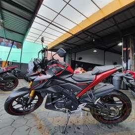 Yamaha Xabre 2016 N asli Warna Favorit Unit Istimewa, Zaky Mustika