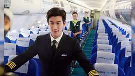 Opportunity. Work Airline Company. greeting of the day