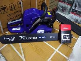 "Gergaji Mesin Maestro Bar 22"" Laser"