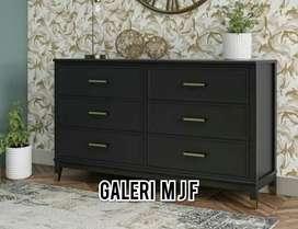 Bifet tv motif minimalis kayu jati B315 kode