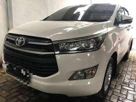 Toyota innova reborn g manual bensin