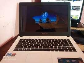 Laptop Asus X452C doble VGA core i3