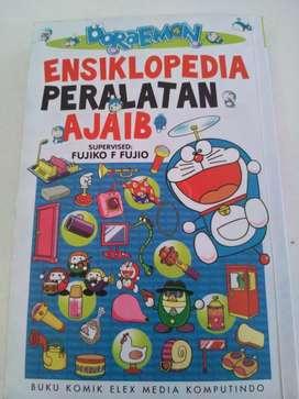 Ensiklopedia Peralatan Ajaib Doraemon