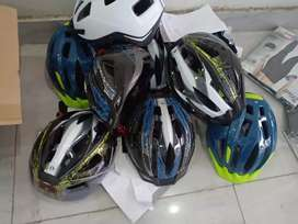 Imported Bicycles helmets with Back light function