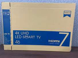 """52"""" LED TV WITH UTUBE FACEBOOK FEATURES@20499"""