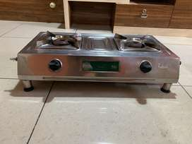 Indane Gas stove for Rs. 1800