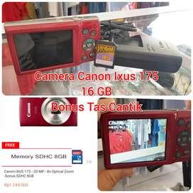 Kamera Canon Ixus 175