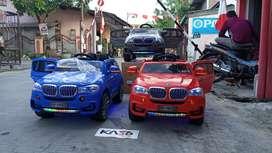 Mobil Mainan Aki Anak BMW X5 PMB M-7988 ( Bisa Remot )