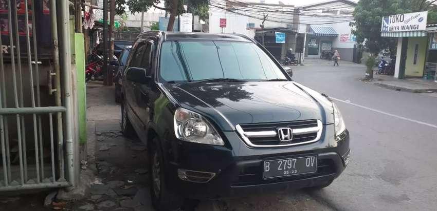 jual Honda crv AT 03 0