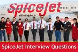 Job opening driver, guard, loder, helper, supervisor, for airport