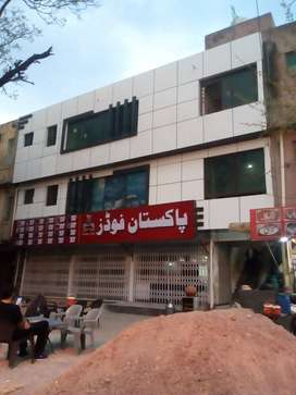 G-8 Ist & 2nd Floor commercial office hall Available for rent