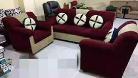 New cusion sofa
