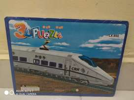 Mainan anak puzzle 3 dimensi