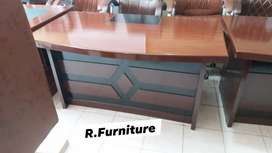 Executive table 5 foot _ Contact us for office chairs sofa tables etc