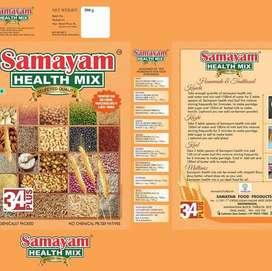Samayam Health Mix