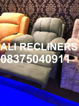 New Recliner sofas, Flat BACK recliners for long time comfort sitting