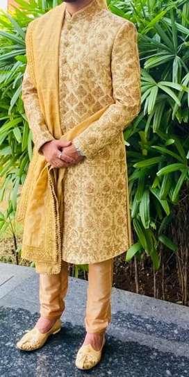 Sherwani set wedding