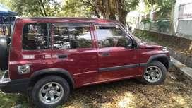 Sidekick 1997 Merah Maroon