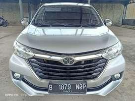 Toyota Grand Avanza 2016 AT TDP 10 juta