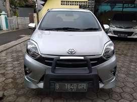 Dijual Toyota Agya 2013 Istim